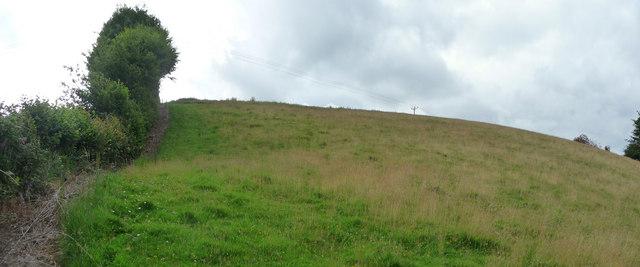 Mid Devon : Van Post Hill
