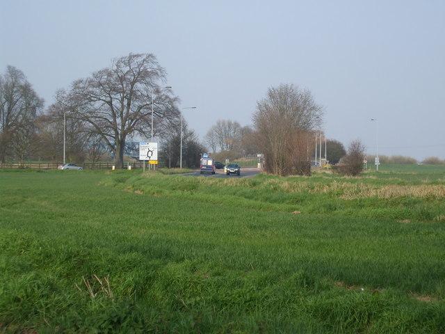 Airmyn A614 Roundabout
