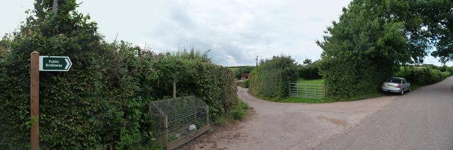 Mid Devon : Public Bridleway
