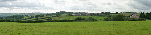 Mid Devon : Rolling Hills of Devon