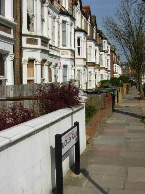 Buckley Road, Kilburn