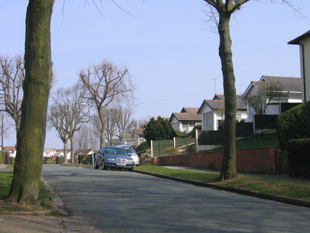 """Austin"" Houses, Hawkesley Crescent, Northfield."
