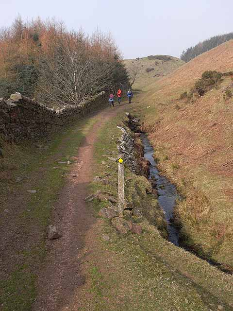 Path over the Lino Beck