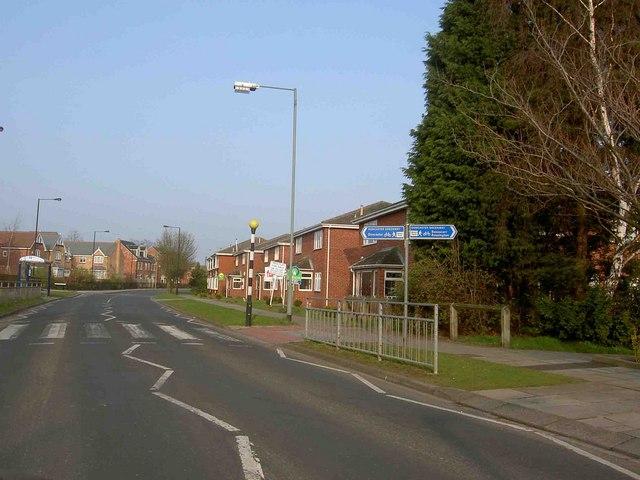 Greenway crossing