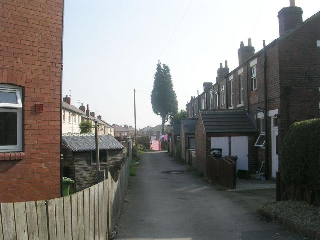 Gordon Terrace - Womersley Road