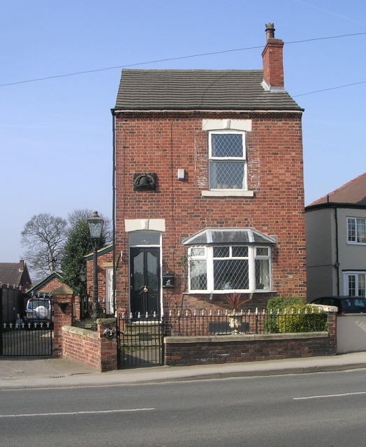Temperance Cottage - Womersley Road