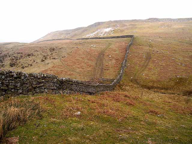 Wall at Clint Quarries