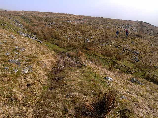 Bridleway below Croglin Fell