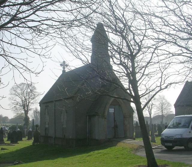 Cemetery Chapel - Womersley Road