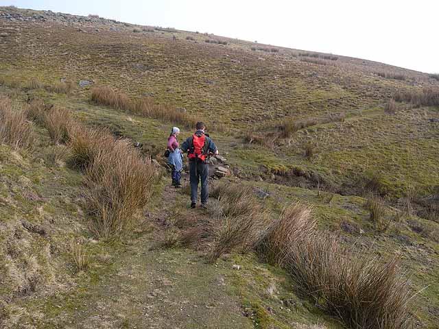 Bridleway on Croglin Fell