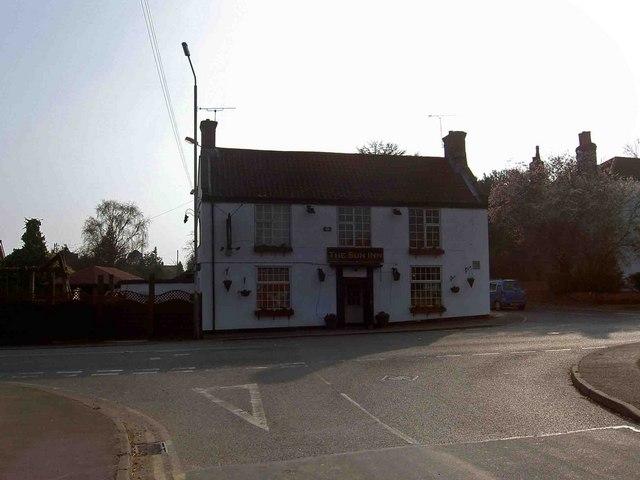 The Sun Inn, Everton
