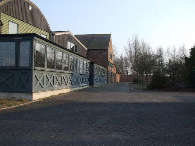Former Arts theatre