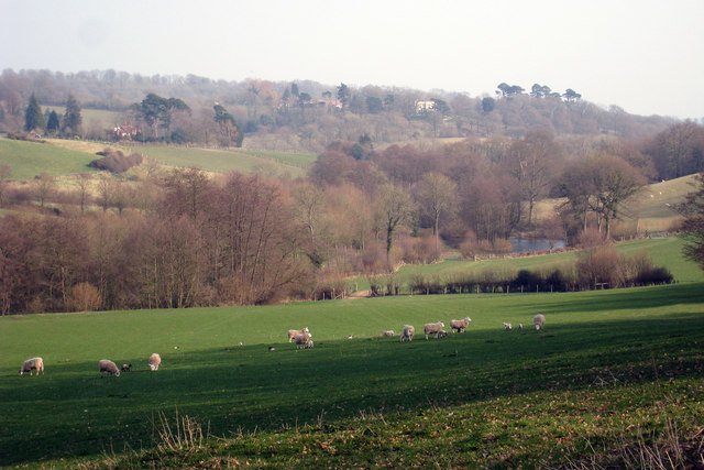 Valley from Highfields Farm