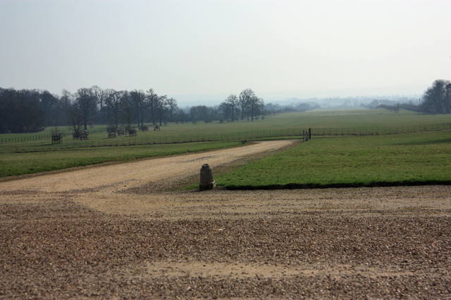 South of Wimpole Hall