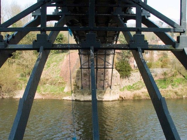 Coalport Bridge 1818