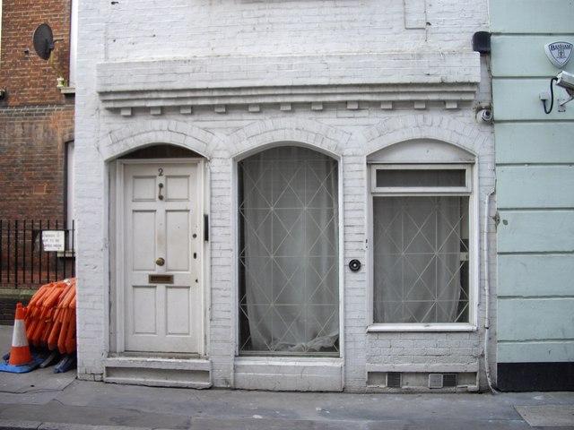 Number 2 Chadwick Street