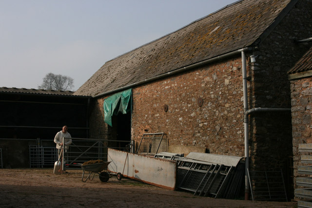 Sampford Farm