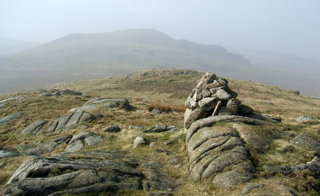 Cairn on Rough Crag