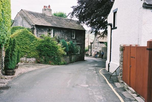A Castleton Cottage