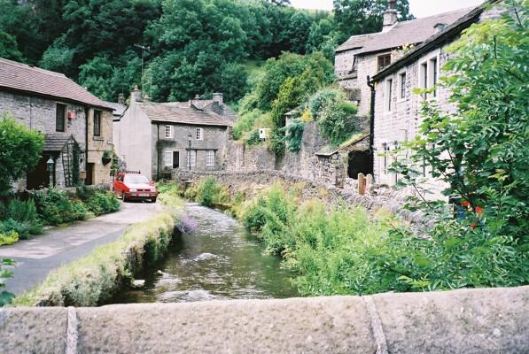 Former miners' cottage Castleton
