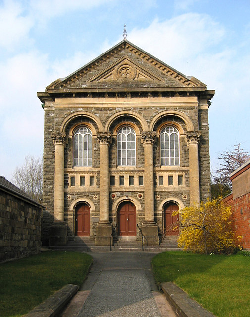 Trinity Church, Llanidloes