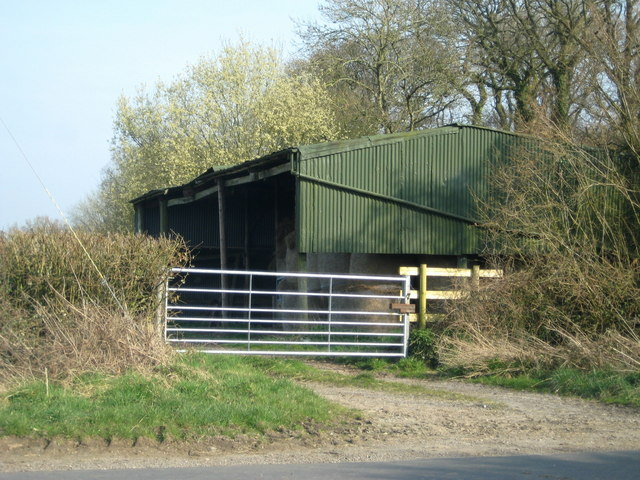 Barn - Clarkham Cross