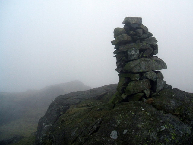 Cairn on White Pike