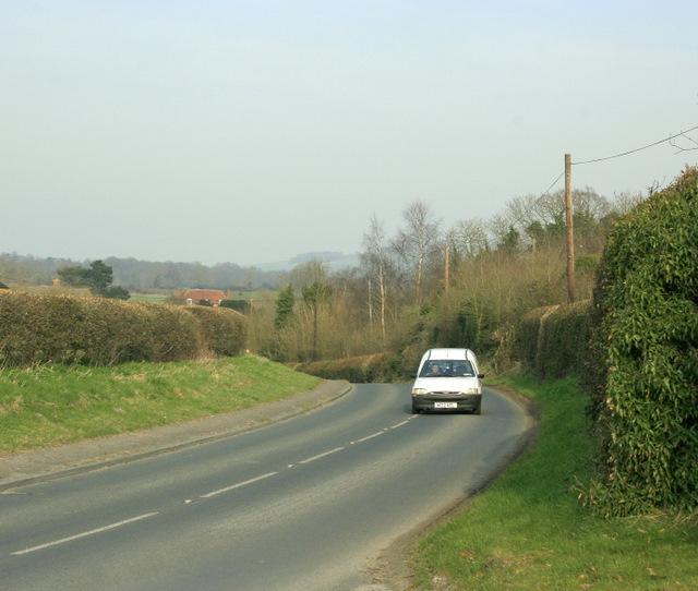 2009 : B3098 Westbury Road