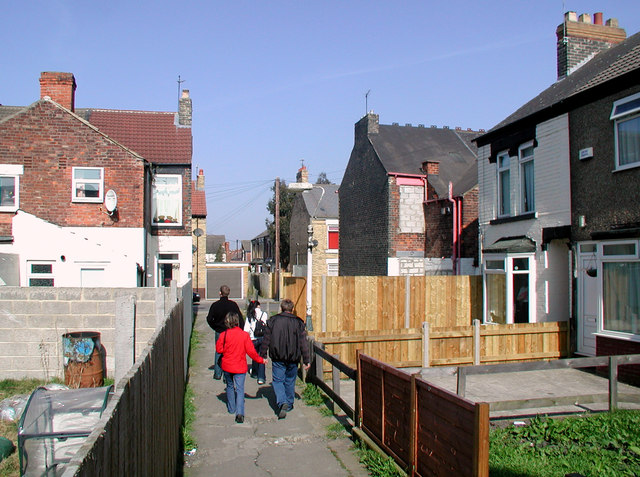 Granville Grove, Hull