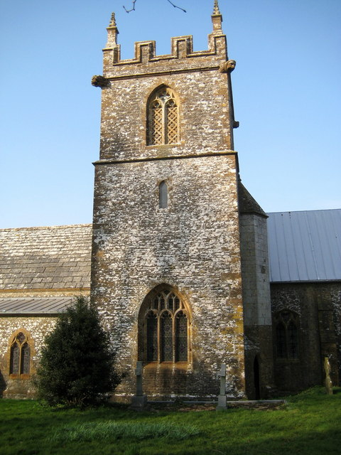 Church Tower - Rampisham