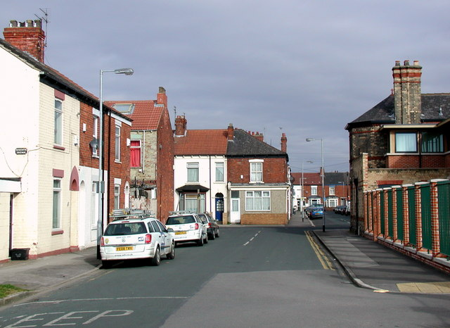 Redbourne Street, Hull
