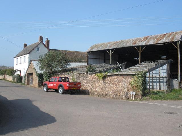 Higher Marsh Farm, near Dunster