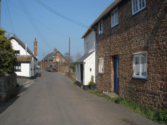 Marsh Street, near Dunster