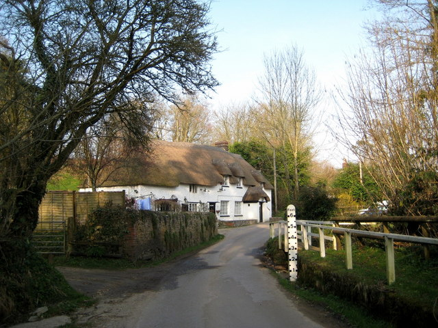 The old village post office - Rampisham