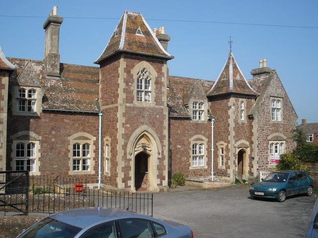 Former Police Station, at Dunster