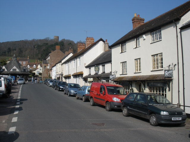 The High Street, Dunster