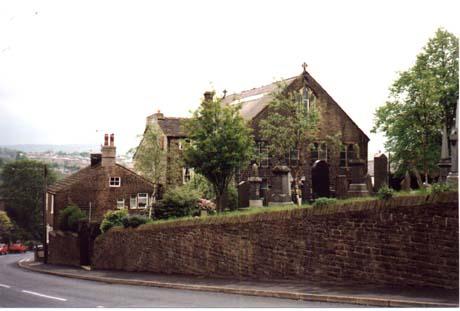 Newchurch Unitarian Chapel