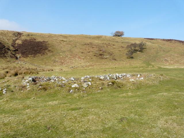 Croft remains at Srath Cuil