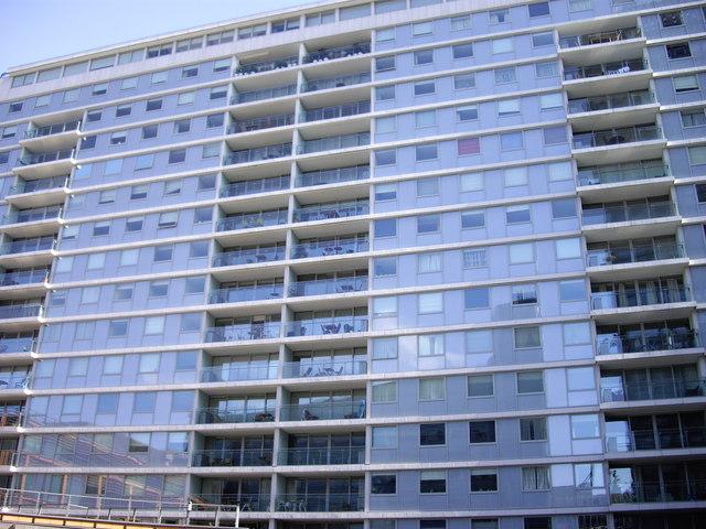 Apartment Block Palace Street