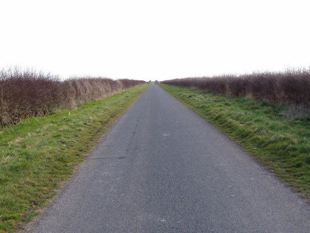 Buckton Road Towards Buckton