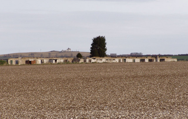 Farm Buildings Off Buckton Road