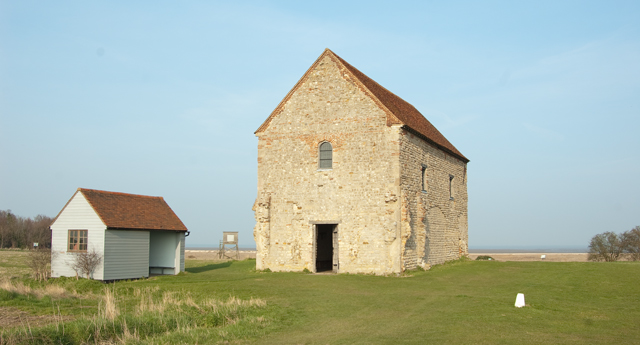 St Peter's Chapel
