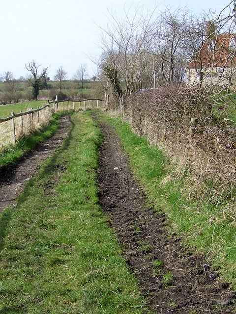 Footpath, Upper Vobster