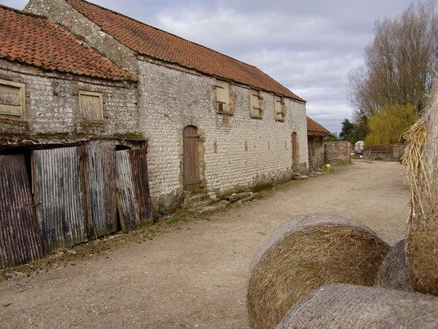 Farm Buildings, Church Lane