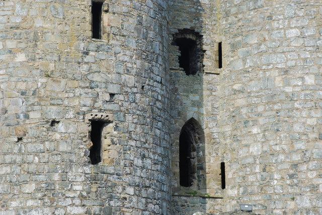Castell Harlech Y Porth Allanol - Outer Gatehouse