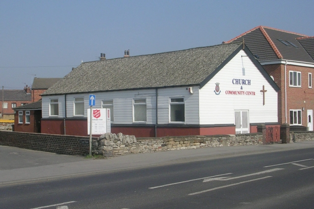 Salvation Army Church & Community Centre - Weeland Road