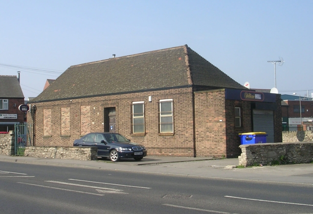 Former Telephone Exchange - Weeland Road