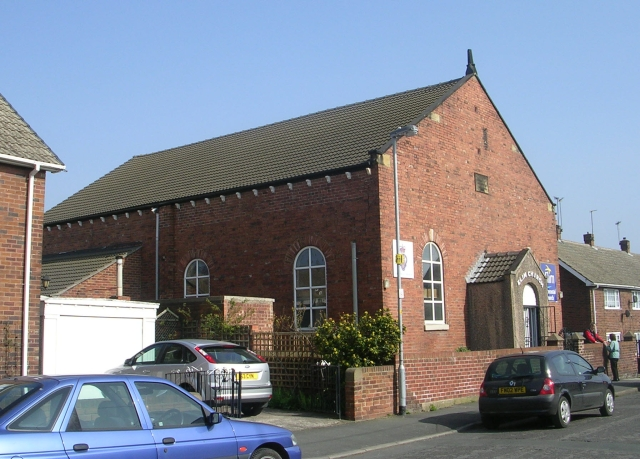 Elim Pentecostal Church - Tithe Barn Road