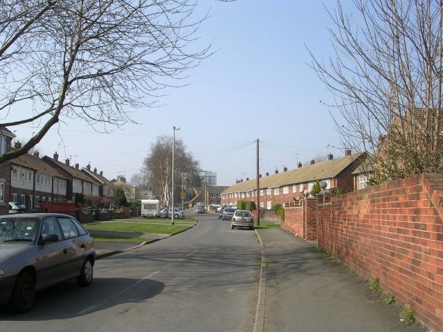 Garden Lane - Cow Lane
