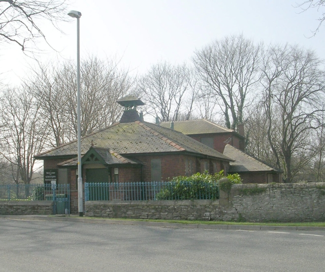 St Botolph's Parish Room - Chapel Street